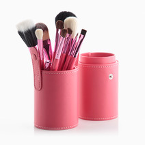 Chic 12-Piece Brush Set by Dashe Cosmetics