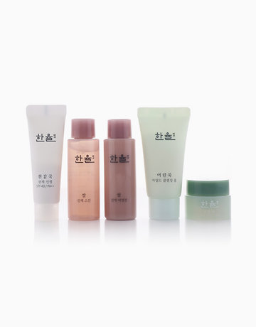 Skincare Special Gift Set by Hanyul