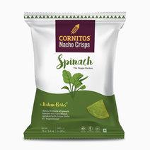 Nacho Crisps Spinach (70g) by Cornitos Nacho Crisps