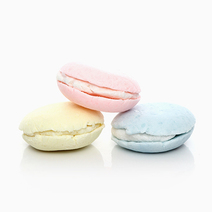 French Macaron Bath Soap Trio by The Soap Farm