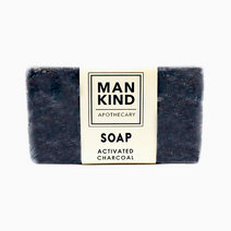 Activated Charcoal Soap (100g) by Mankind Apothecary Co. in