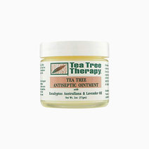 Antiseptic Ointment (2oz) by Tea Tree Therapy