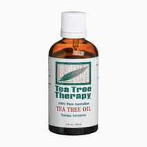 Pure Tea Tree Oil (2oz) by Tea Tree Therapy