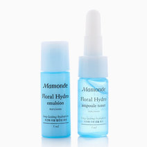 Floral Hydro Ampoule Toner and Emulsion Set by Mamonde