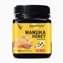 Manuka Honey MGO 30+ (250g) by Honeylife