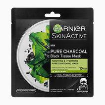 Serum Mask Pure Charcoal with Black Algae (Pore-Tightening) by Garnier