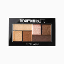 City Mini Palette by Maybelline in Rooftop Bronzes
