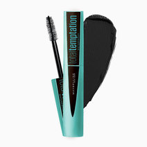 Total Temptation Mascara Waterproof by Maybelline in Very Black
