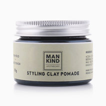 Styling Clay Pomade Travel Size (50g) by Mankind Apothecary Co.
