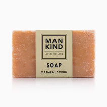 Oatmeal + Honey Soap (100g) by Mankind Apothecary Co.