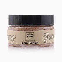 Face Scrub (125g) by Mankind Apothecary Co.