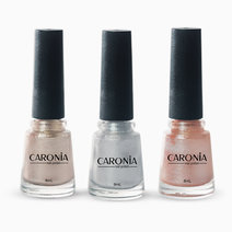 Tropical Glam Collection Metallic Set by Caronia in