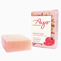 Tomato Soap by Ayo Premium Whitening in