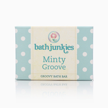 Minty Groove Groovy Bath Bar by Bath Junkies