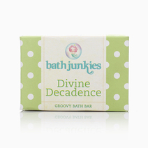 Divine Decadence Groovy Bath Bar by Bath Junkies