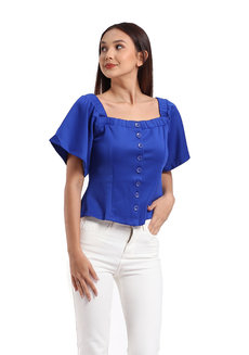 Haiku Off Shoulder Top by TM