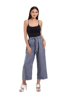 Elaine Pants by Manita in Blue in Free Size