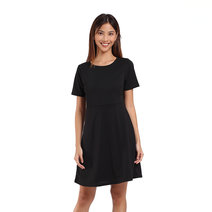 The Sunday Cotton Tee Dress by Straightforward