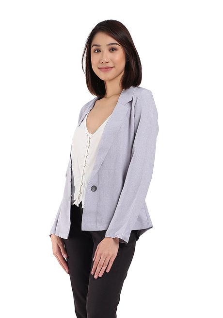 The Easy Tailored Blazer by Straightforward