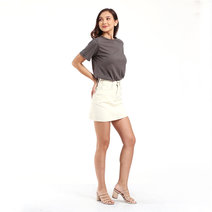 Mantou Mini Skirt by Mantou Clothing