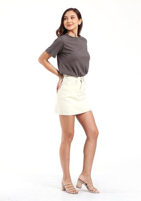 Mantou Mini Skirt by Mantou Clothing