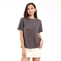 Cotton T-Shirt by Mantou Clothing
