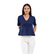Faroe Short Sleeves Top by TM
