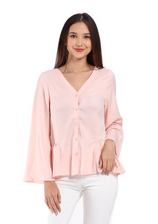 Chandler Bell Sleeves Top by TM
