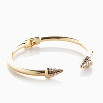 Arrow Rhinestone Bracelet by Luxe Studio