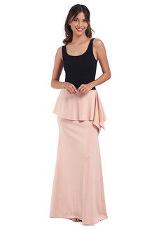 Taylor Skirt by Mode De Vie in Nude in L - XL
