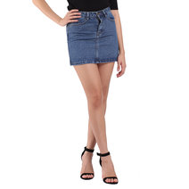 Ruth Mini Skirt by Mantou Clothing