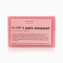 Glow & Antioxidant Soap (Renewed) by Lauren & Co Beauty in