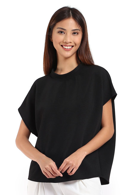 Orion Ribbed Top by Toppicks Clothing