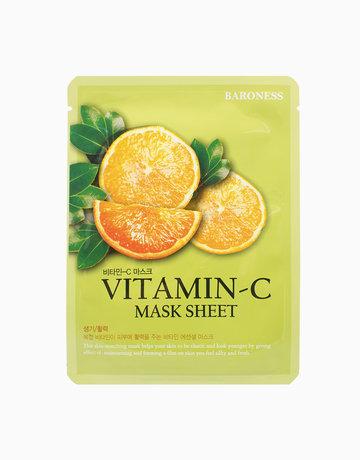 Vitamin-C Mask Sheet by Baroness