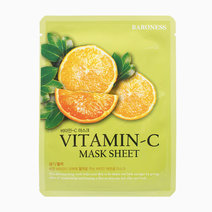 Vitamin-C Mask Sheet by Baroness