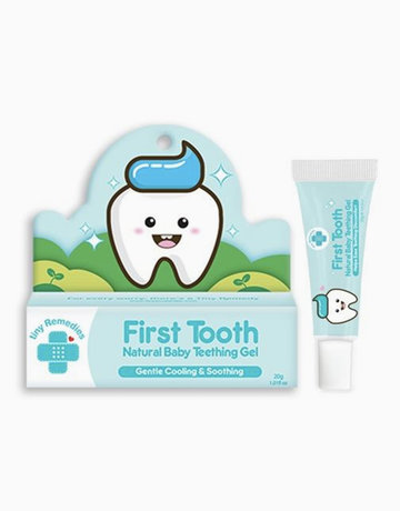 First Tooth Natural Teething Gel by Tiny Buds