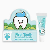 First Tooth Natural Teething Gel by Tiny Buds in