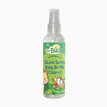 Pocket Sized Quick Spray Bottle Wash (100ml) by Tiny Buds in