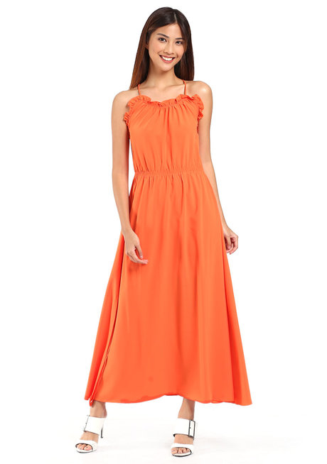Calvary Maxi Dress by TM