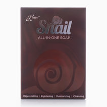 Snail Soap by Kinis