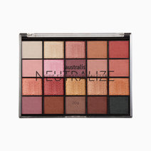 Neutralize Nude Eyeshadow Palette by Australis in Nude