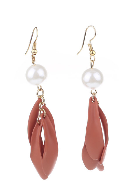 Mindaro Dangle Earrings by Moxie PH