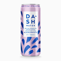 Dash Blackcurrant Sparkling Water by Raw Bites