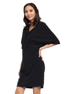 Sitka Kimono Sleeve Dress by Quite Frankie