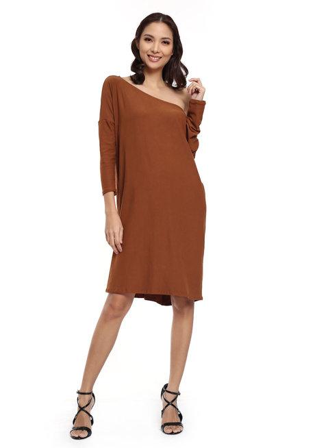 Tallulah Longsleeve Lounge Dress by Quite Frankie