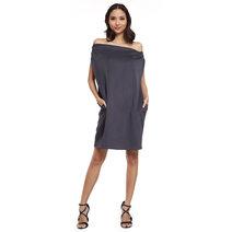 Carmel Pocket Shift Dress by Quite Frankie