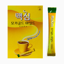 Mocha Gold Mild Instant Coffe Mix (12g) by Maxim