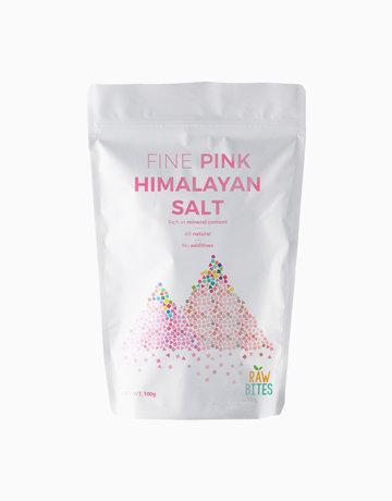 Himalayan Pink Salt Fine (100g) by Raw Bites