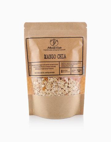 Mango Chia Handmade Artisanal Cereals (200g) by Muesli Eats