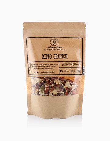 Keto Crunch Handmade Artisanal Cereals (200g) by Muesli Eats